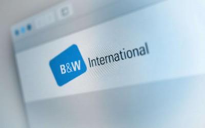Neues Verkaufsgebiet für unseren Partner B&W International