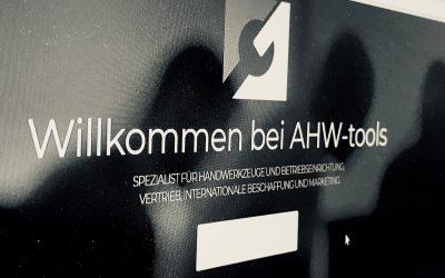 AHW Tools – NEUE Ausführung des Topsellers 3,8m